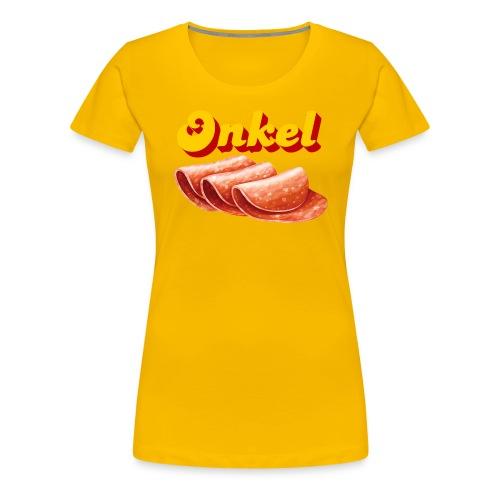 onkelp - Women's Premium T-Shirt