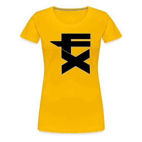 Frexce genser - Premium T-skjorte for kvinner