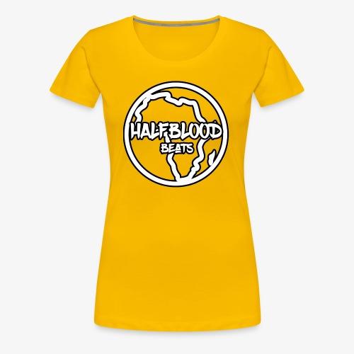 halfbloodAfrica - Vrouwen Premium T-shirt