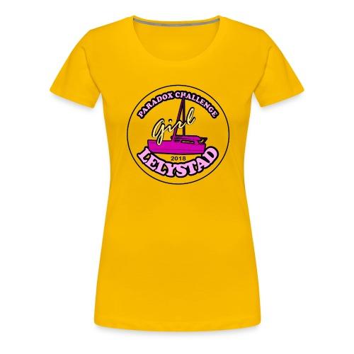 PCL girl - Vrouwen Premium T-shirt