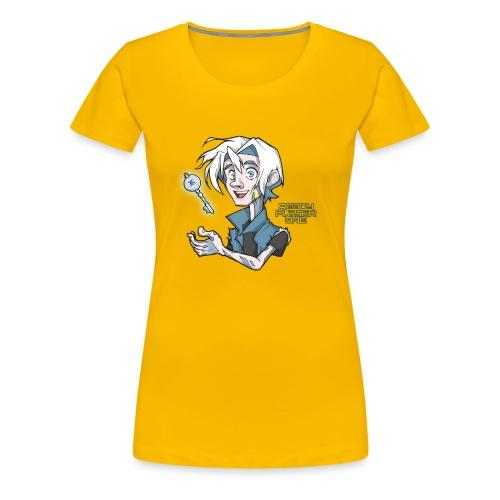 Parzival - Camiseta premium mujer