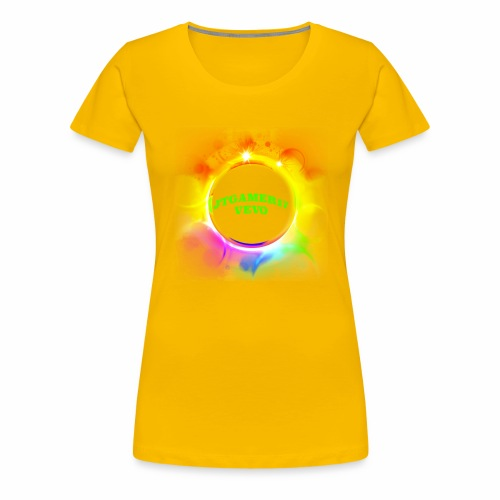 Nice and modern design for You - Women's Premium T-Shirt
