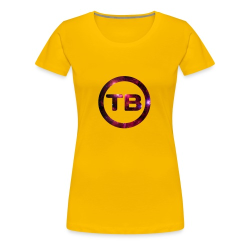 team backfull - Vrouwen Premium T-shirt