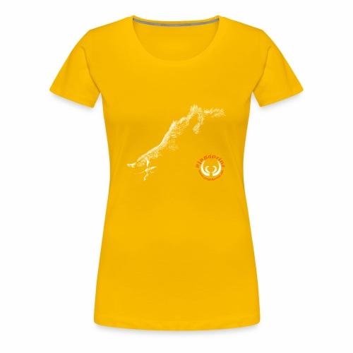 Jagdprinz - Wildschwein - Frauen Premium T-Shirt