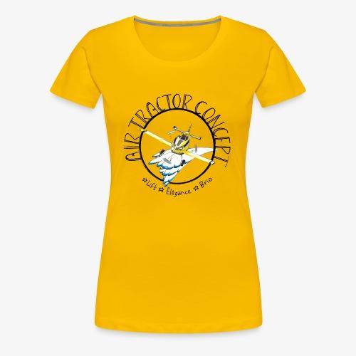 Lift élégance brio - T-shirt Premium Femme