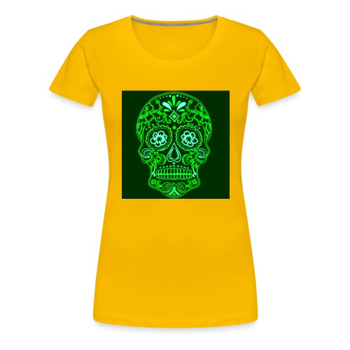 Neon Design - Vrouwen Premium T-shirt