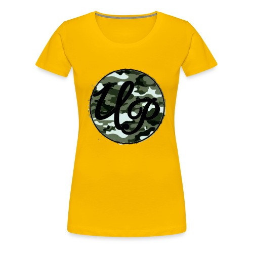 Unique Productions Camo Print - Women's Premium T-Shirt