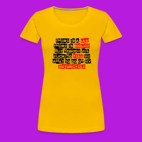 Naamloos1 - Women's Premium T-Shirt
