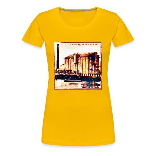 TOM - Camiseta premium mujer