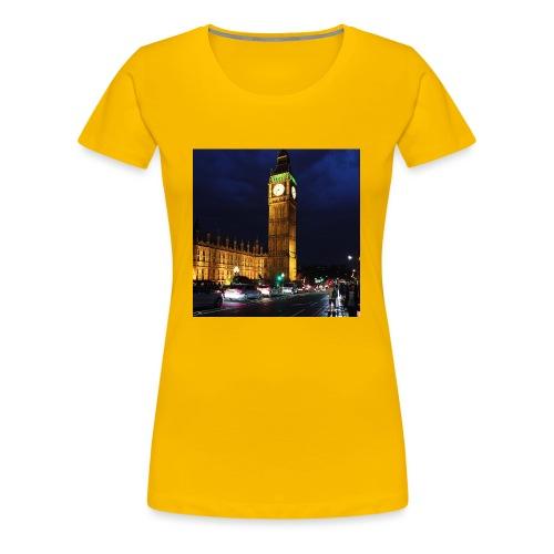 Big Ben - Women's Premium T-Shirt