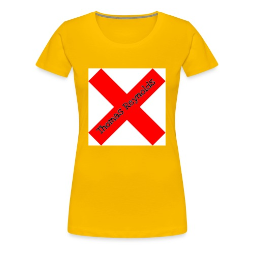 Thomas Reynolds X - Women's Premium T-Shirt