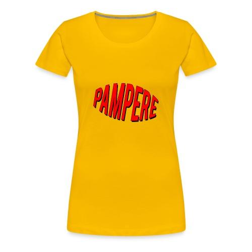 pampere - Koszulka damska Premium