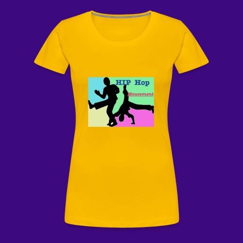 hip hop cre ation 1 gimps - T-shirt Premium Femme