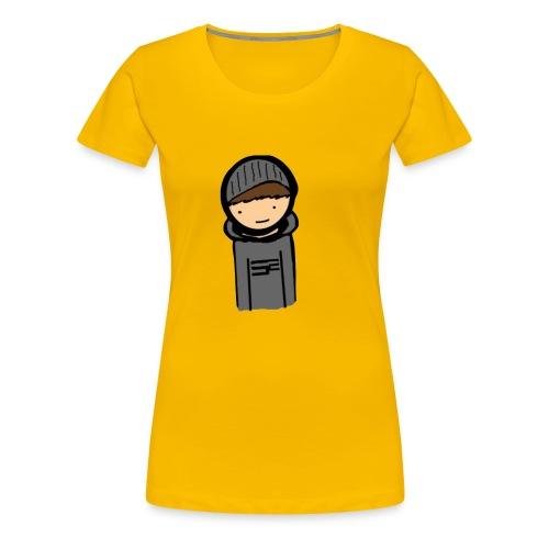 Popptejt - Vrouwen Premium T-shirt