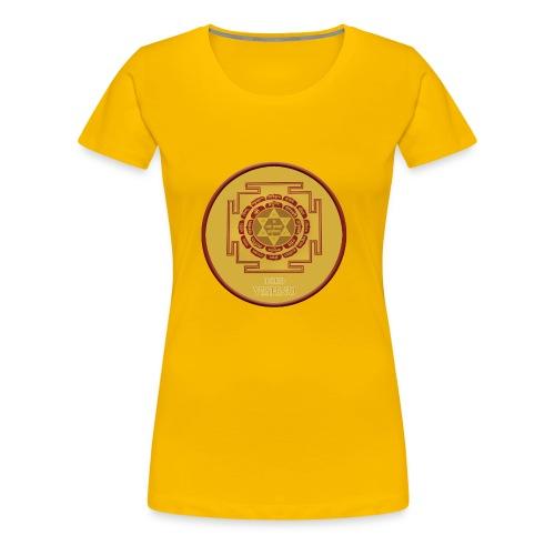 lord vishnu ynatra - T-shirt Premium Femme