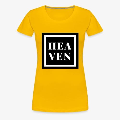 Heaven prod - T-shirt Premium Femme