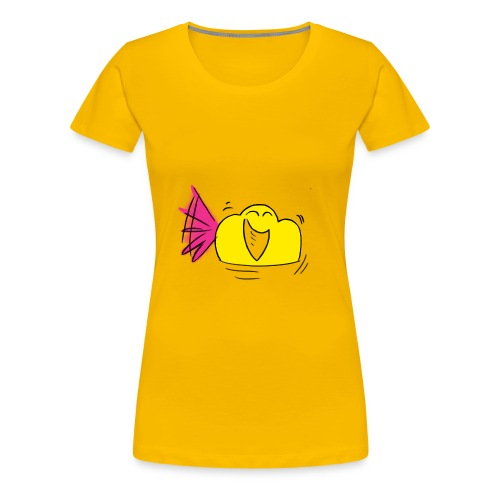 Iel02 - T-shirt Premium Femme