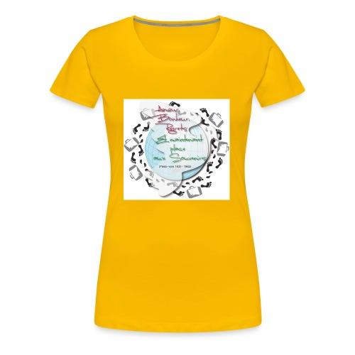 souvenirs pieds noirs - T-shirt Premium Femme