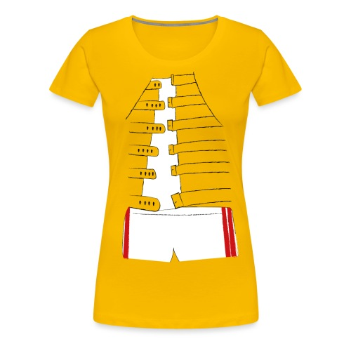 Wembley Freddie - Frauen Premium T-Shirt