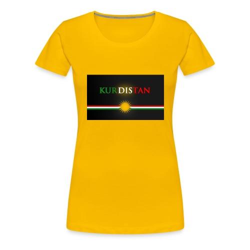 kurdistan wallpaper by torostorocrcs d81xrmr - Frauen Premium T-Shirt