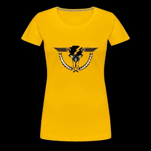 Logo Helushka - Maglietta Premium da donna