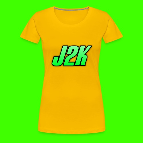 official J2K Day 1 Edition - Women's Premium T-Shirt