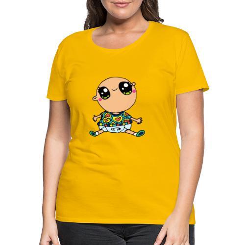 Louis le bébé - T-shirt Premium Femme