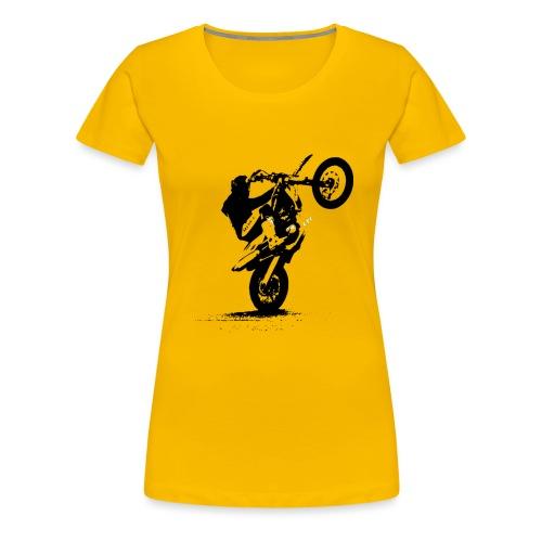 Cross - T-shirt Premium Femme