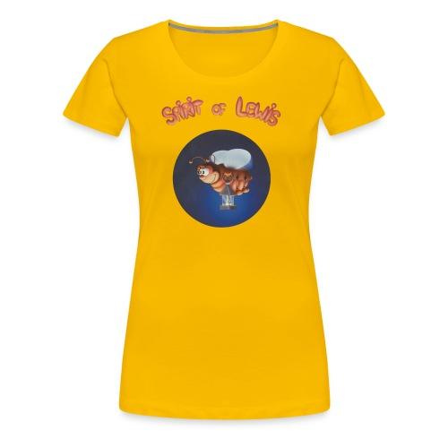 Spirit of Lewis - T-shirt Premium Femme