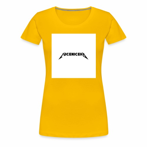 NiceNiceHDs Shop - Frauen Premium T-Shirt