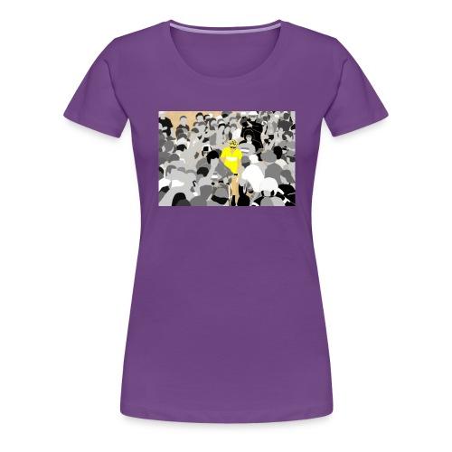 tour - Vrouwen Premium T-shirt