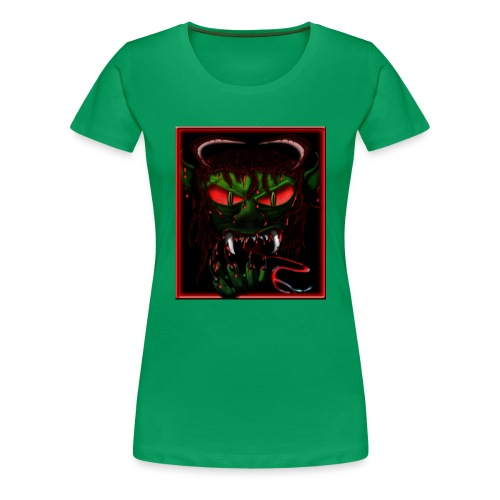 monster - Women's Premium T-Shirt