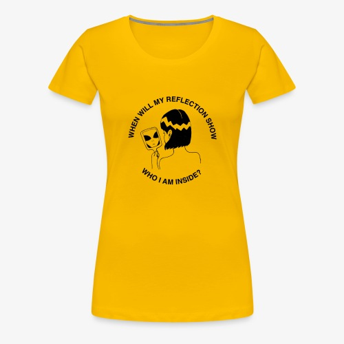 Who am I? - Women's Premium T-Shirt