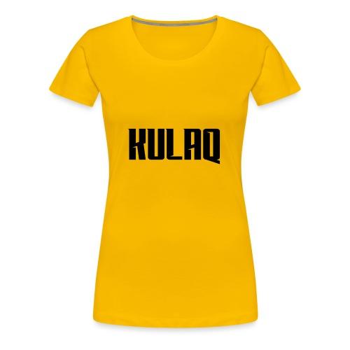 KULAQ - Koszulka damska Premium