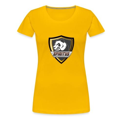 Team Spiritus - Premium-T-shirt dam