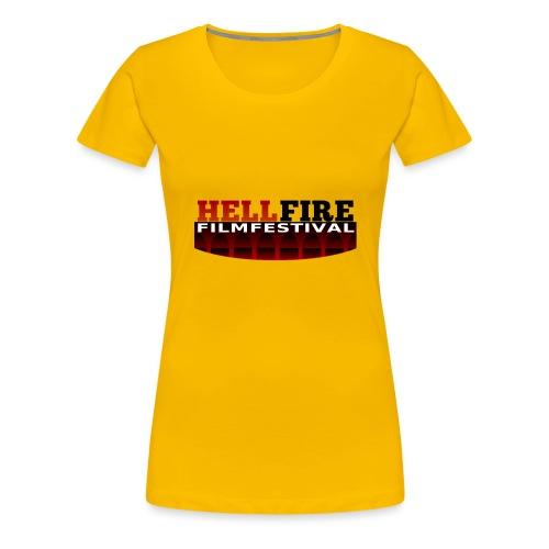 Hellfire Film Festival logo - Women's Premium T-Shirt