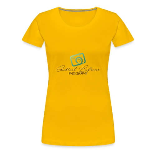 PhotoLuf Logo - Women's Premium T-Shirt