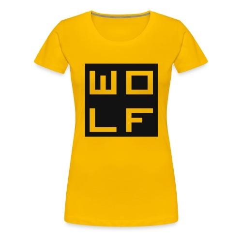 Light Grey T - Shirt Medium - Women's Premium T-Shirt