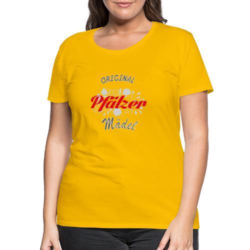 pfaelzer - Frauen Premium T-Shirt