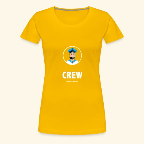 SeaProof Crew - Frauen Premium T-Shirt
