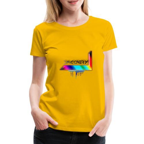 collection 2 - T-shirt Premium Femme
