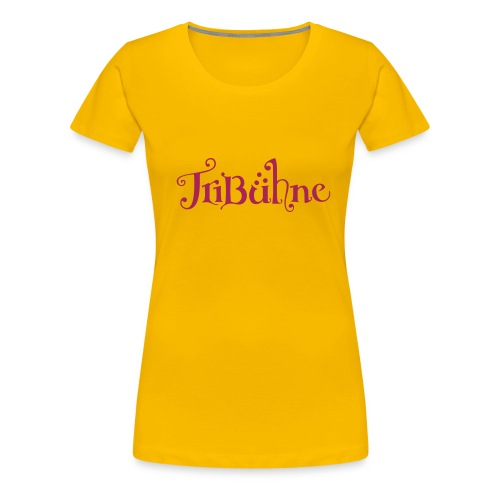 logo sw ou - Frauen Premium T-Shirt
