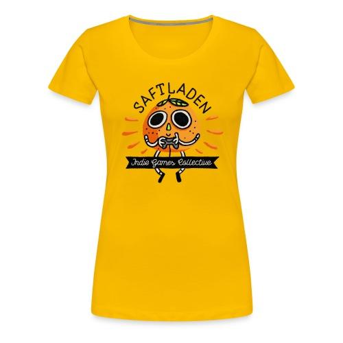 Saftladen Orange - Women's Premium T-Shirt