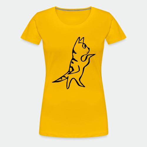 Egyptian Vera s Cats - Women's Premium T-Shirt