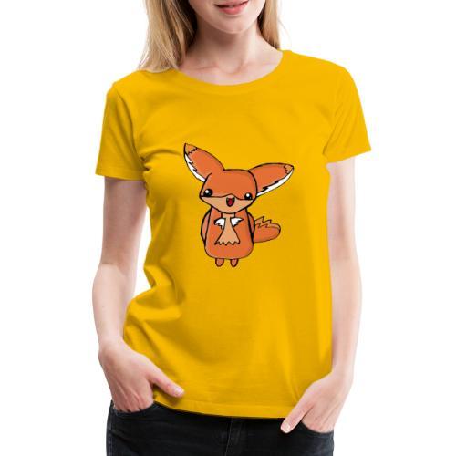 Ximo la bête - T-shirt Premium Femme