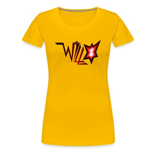 willstar - T-shirt Premium Femme