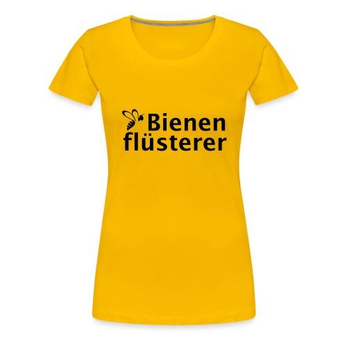 IVW - Bienenflüsterer - Frauen Premium T-Shirt