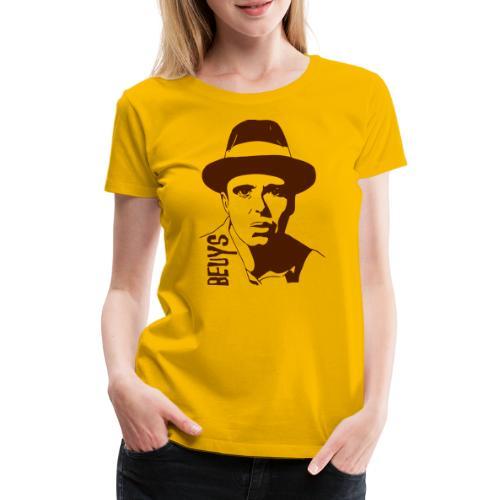 Joseph Beuys - Frauen Premium T-Shirt