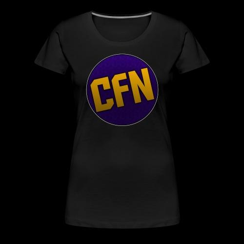 CFN - Women's Premium T-Shirt