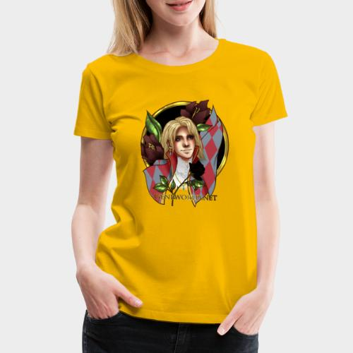 Geneworld - Hauru - T-shirt Premium Femme